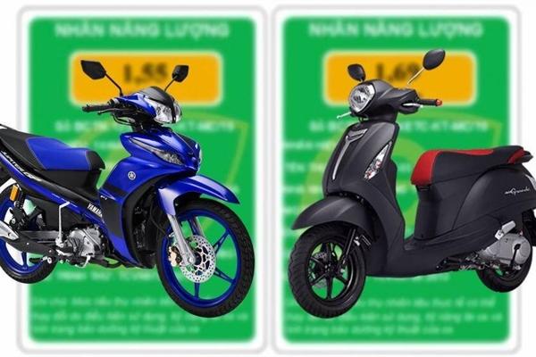 Tiêu tốn ít nhiên liệu có phải là tiêu chí quan trọng khi chọn mua xe máy?
