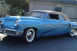 Xe mui trần duy nhất đời 1948 còn tồn tại, rao bán giá 51 tỷ đồng