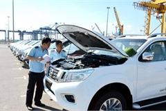 """Hải quan truy tìm chủ nhân hàng chục xe Nissan bị """"bỏ rơi"""" ở cảng Hải Phòng"""