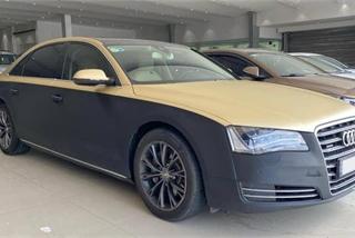 Audi A8L đời 2011 giá chỉ còn 1,6 tỷ đồng, có nên mua?