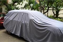 10 bí quyết bảo quản ô tô lâu ngày không sử dụng