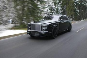 Bất ngờ với những chiếc Rolls-Royce có tốc độ khủng khiếp