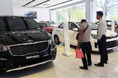 Thị trường ô tô khởi sắc sau quãng ngày u ám