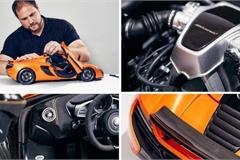 Chiêm ngưỡng 9 mẫu xe mô hình đắt đỏ không kém xe thật