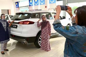 Malaysia miễn 100% thuế doanh thu cho ô tô lắp ráp