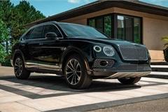 Bentley triệu hồi hơn 6.000 xe Bentayga do lỗi rò rỉ nhiên liệu