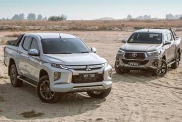 Xe bán tải ở Malaysia không được giảm thuế trong gói cứu trợ Covid-19