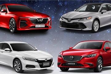 Sedan hạng D, mẫu xe nào có nhiều trang bị an toàn nhất?