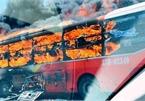 Cục Đăng kiểm khuyến cáo về tình trạng cháy xe