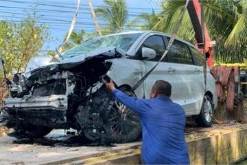 """Suzuki Ertiga bị tai nạn nằm """"chờ chết"""" do hãng không có phụ tùng sửa chữa"""