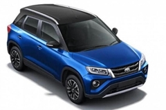 Xe SUV Toyota Urban Cruiser siêu rẻ ra mắt tại Ấn Độ