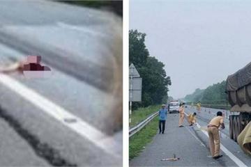 Bị cán tử vong trên cao tốc Nội Bài-Lào Cai: Vì sao nạn nhân nhảy khỏi ô tô?