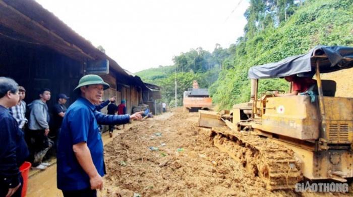 Chủ tịch xã Trà Leng kể phút kinh hoàng cả ngôi làng bị san phẳng 1