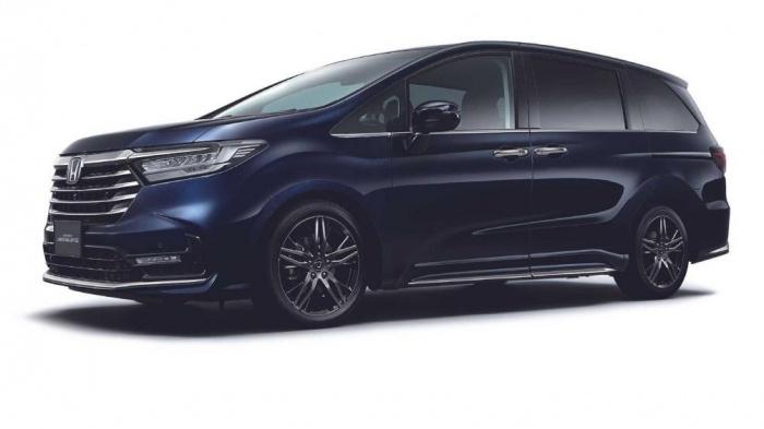 Honda Odyssey 2021 ra mắt tại Nhật giá từ 33.800 USD 1