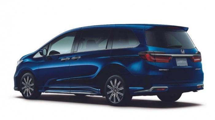 Honda Odyssey 2021 ra mắt tại Nhật giá từ 33.800 USD 4