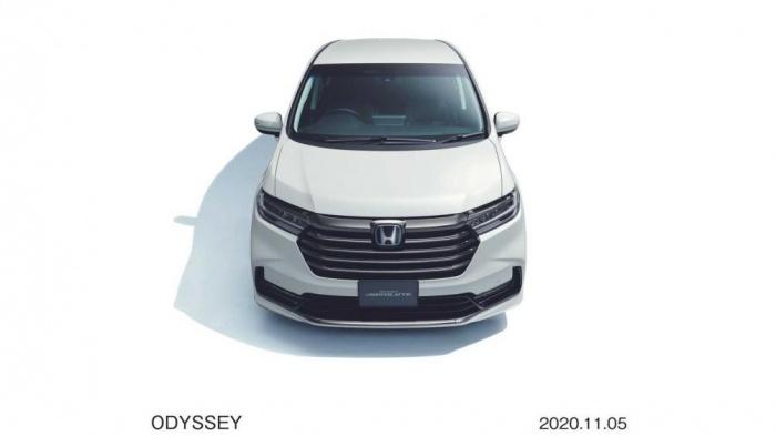 Honda Odyssey 2021 ra mắt tại Nhật giá từ 33.800 USD 6