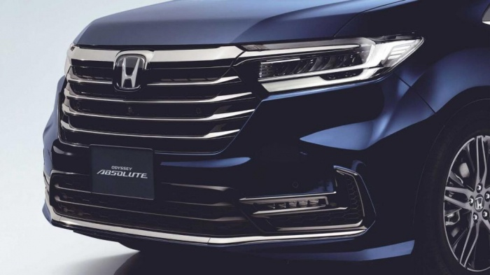 Honda Odyssey 2021 ra mắt tại Nhật giá từ 33.800 USD 7