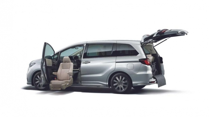 Honda Odyssey 2021 ra mắt tại Nhật giá từ 33.800 USD 8