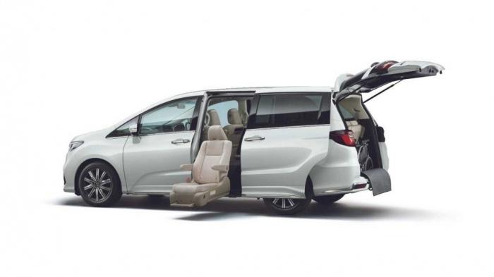 Honda Odyssey 2021 ra mắt tại Nhật giá từ 33.800 USD 9