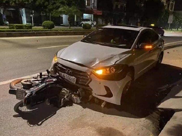 Thanh tra Sở GTVT Hưng Yên gây tai nạn chết người 1