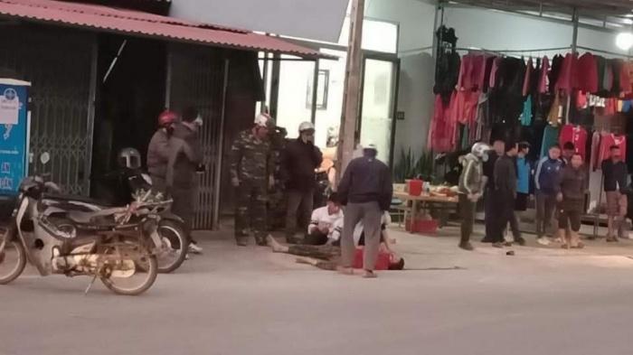 Bắc Kạn: Tai nạn liên hoàn giữa 3 xe máy, 1 người tử vong, 4 bị thương 1