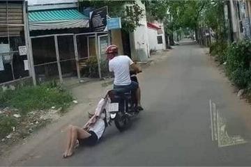 Tên cướp kéo lê cô gái trẻ hàng chục mét trên đường phố bị tóm gọn