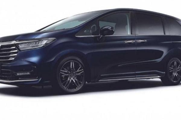 Honda Odyssey 2021 ra mắt tại Nhật giá từ 33.800 USD