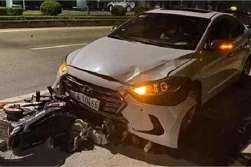 Thanh tra Sở GTVT Hưng Yên gây tai nạn chết người bị đình chỉ công tác