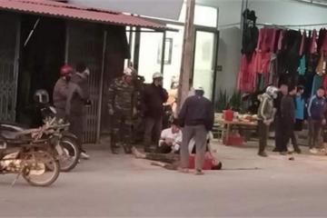 Bắc Kạn: Tai nạn liên hoàn giữa 3 xe máy, 1 người tử vong, 4 bị thương