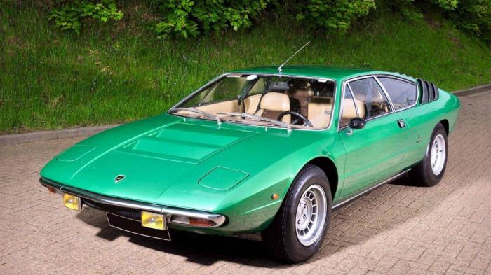 Những siêu xe Lamborghini đã chìm vào quên lãng 4