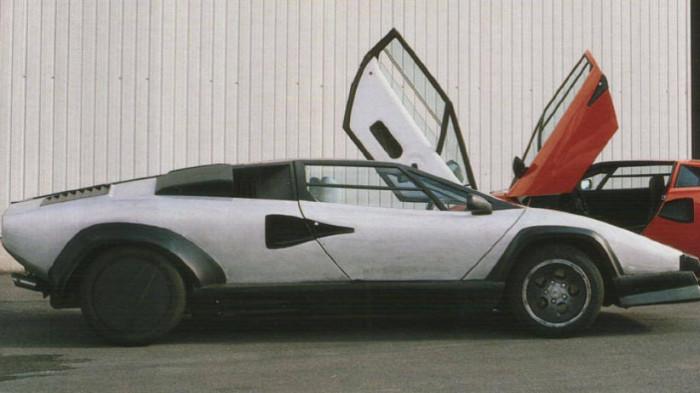 Những siêu xe Lamborghini đã chìm vào quên lãng 9