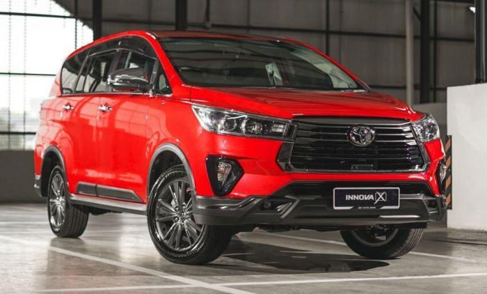 Toyota Innova 2021 ra mắt tại Malaysia, giá cao nhất 699 triệu đồng 1