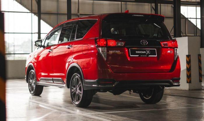 Toyota Innova 2021 ra mắt tại Malaysia, giá cao nhất 699 triệu đồng 3