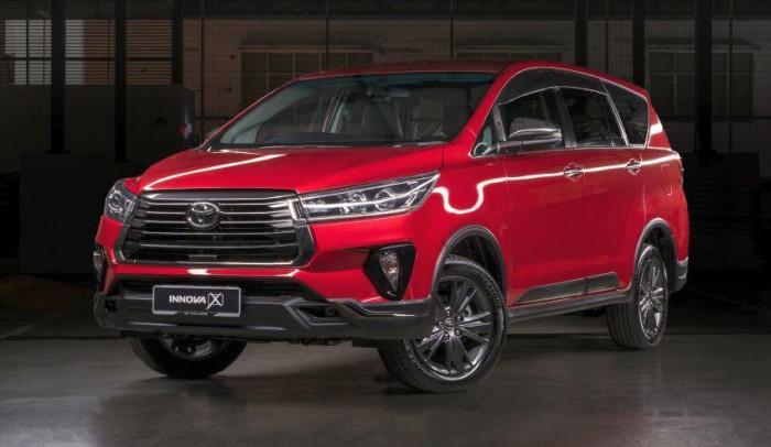Toyota Innova 2021 ra mắt tại Malaysia, giá cao nhất 699 triệu đồng 7