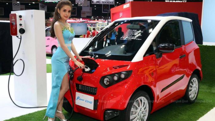 Thái Lan miễn thuế thu nhập cho doanh nghiệp sản xuất xe điện 1
