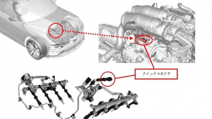 Lamborghini Urus bị triệu hồi tại Nhật Bản do nguy cơ cháy 2