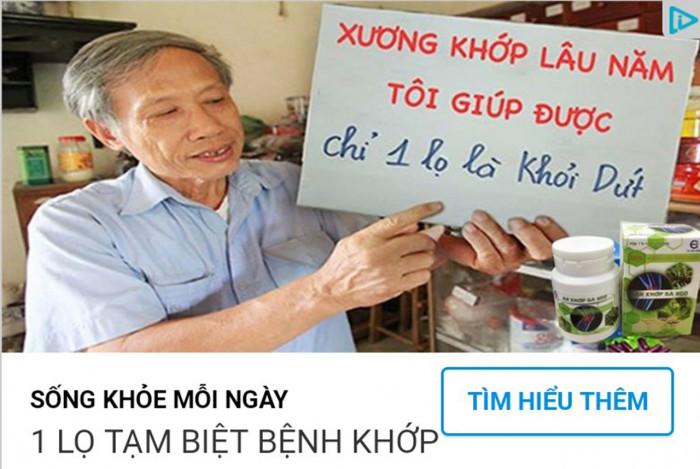 Cẩn trọng với quảng cáo thổi phồng công dụng thuốc Đông y 1