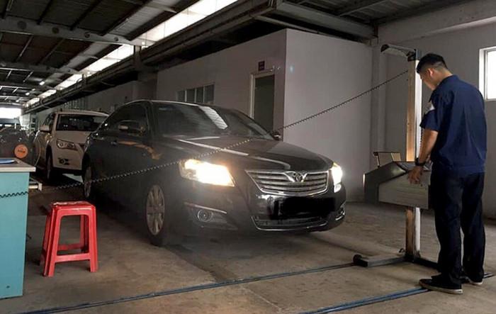 Chu kỳ đăng kiểm ô tô chủ xe nên biết 1