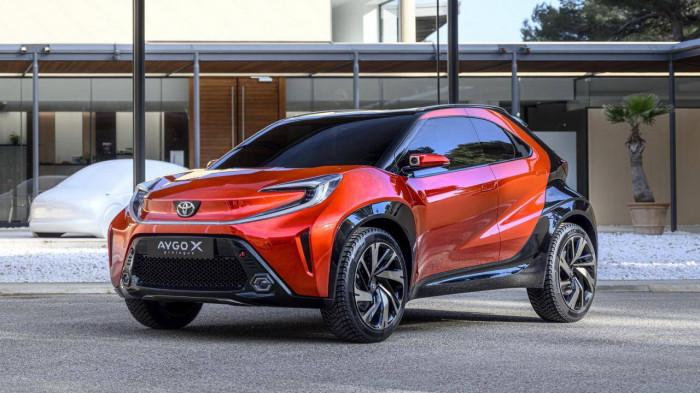Hyundai i10 sắp có đối thủ mới từ thương hiệu Toyota 1