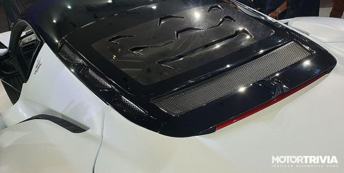Cận cảnh siêu xe Maserati MC20 2021 ra mắt tại Thái Lan 10