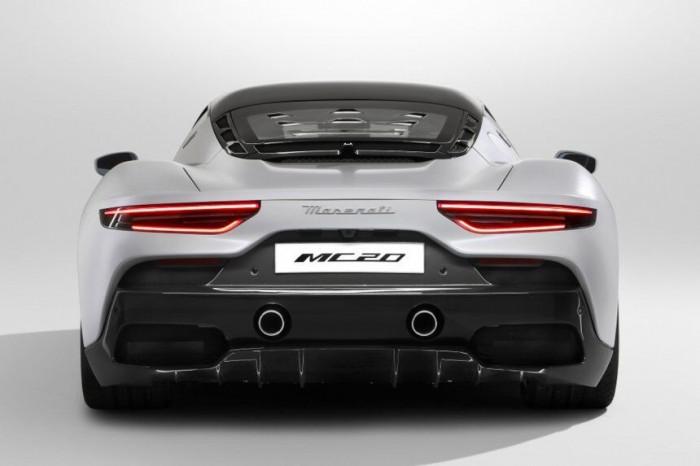 Cận cảnh siêu xe Maserati MC20 2021 ra mắt tại Thái Lan 15