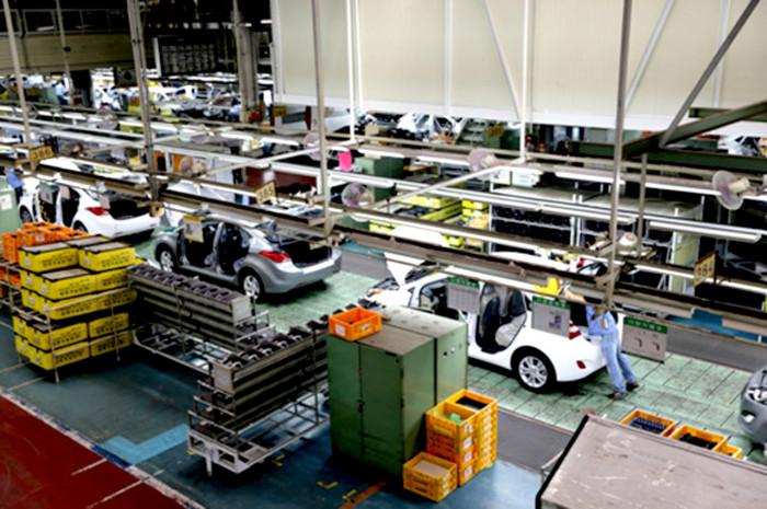Rộ thông tin Hyundai phải tạm dừng nhà máy tại Hàn Quốc vì thiếu chip 1