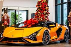 Ngắm siêu xe Lamborghini Sian sở hữu bộ cánh độc nhất thế giới