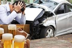 Quy định mới: Từ chối bồi thường bảo hiểm lái xe uống rượu bia gây tai nạn