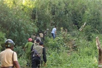 Lạng Sơn: Truy bắt nghi phạm đâm 4 người rồi trốn vào rừng
