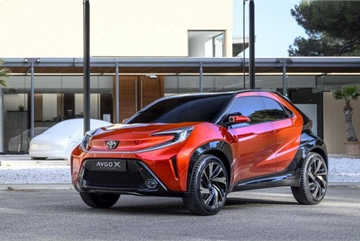 Hyundai i10 sắp có đối thủ mới từ thương hiệu Toyota