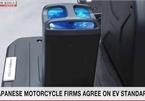 """""""Tứ đại gia"""" xe máy Nhật Bản bắt tay chế tạo pin dùng chung"""