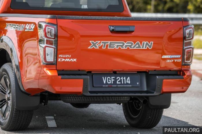 Bán tải ế nhất Việt Nam ra mắt phiên bản mới tại Malaysia, giá từ 496 triệu 16