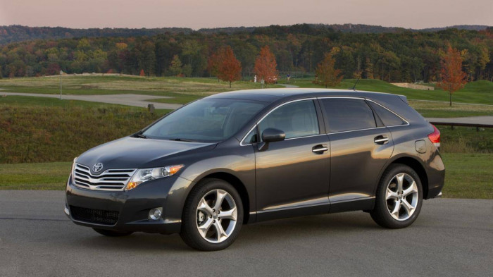 Triệu hồi Toyota Venza trên toàn cầu do lỗi cảm biến túi khí 1