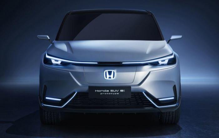 Lộ diện SUV chạy điện đầu tiên được bán đại trà của Honda 2
